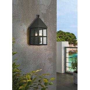 Weathersby 3-Light Outdoor Wall Lantern