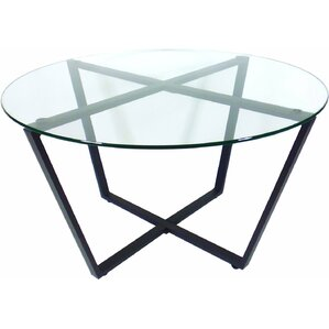 Metro Glass Coffee Table by Mango Steam