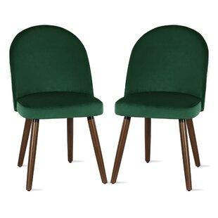 Novogratz Burma Upholstered Dining Chair (Set of 2)