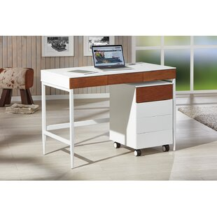 Lewis 4 Drawer Filing Cabinet By Mercury Row