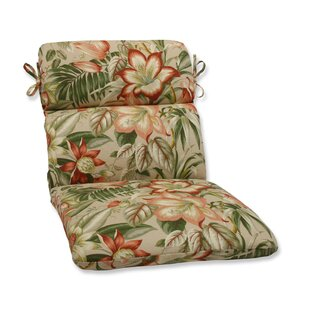Botanical Glow Indoor/Outdoor Lounge Chair Cushion