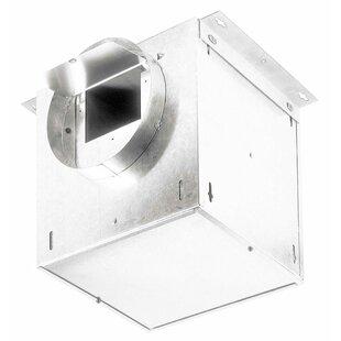 Find 293 CFM In-Line Bathroom Fan By Broan