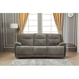 Jaqueline 3 Seater Reclining Sofa By Ebern Designs