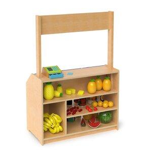 Zoomie Kids Holyfield Preschool Market Standard Bookcase