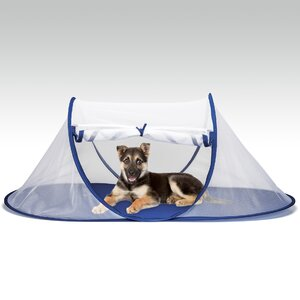 Portable Dome Pet Tent Bed