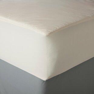 Naturals Polyester Mattress Pad