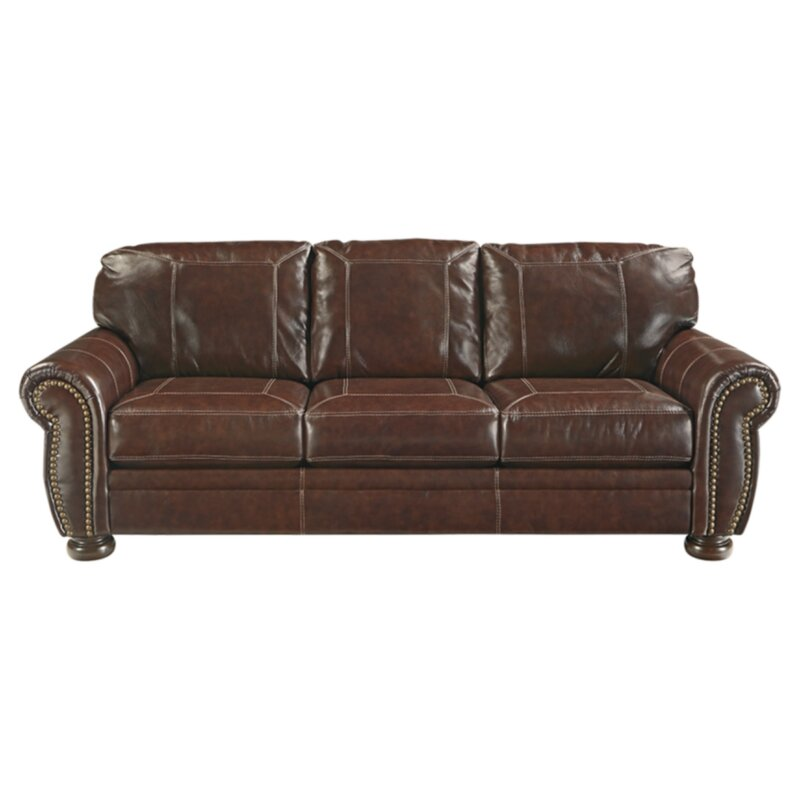 Trent Austin Design Ryan Leather Sofa & Reviews | Wayfair