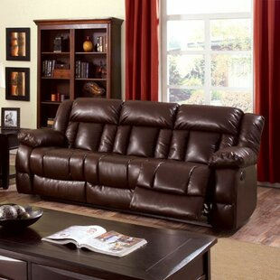 Duriel Motion Reclining Sofa Red Barrel Studio