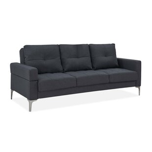 Rakestraw 3 Seater Clic Clac Sofa Bed By 17 Stories