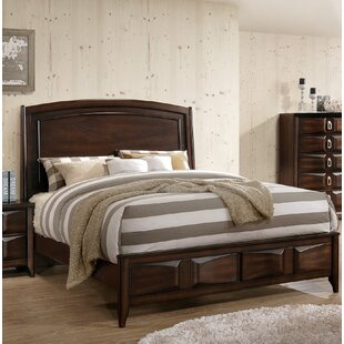 Cracraft Panel Bed by Darby Home Co