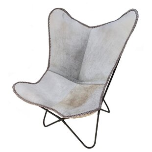 Regan Butterfly Chair by Union Rustic