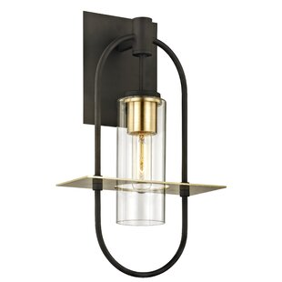 Hathcock Outdoor Sconce by..