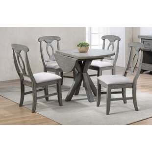 Vergara Napoleon Dining Chair (Set of 2) Ophelia & Co.