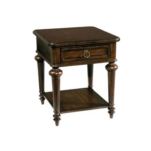 Stout End Table by Astoria Grand