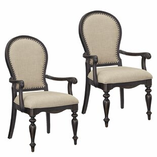 Argana Upholstered Dining Chair (Set of 2) Ophelia & Co.