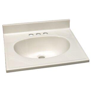 19 inch  Single Bathroom Vanity Top