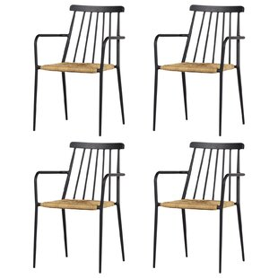 Bireuen Stacking Garden Chair (Set Of 4) By Sol 72 Outdoor