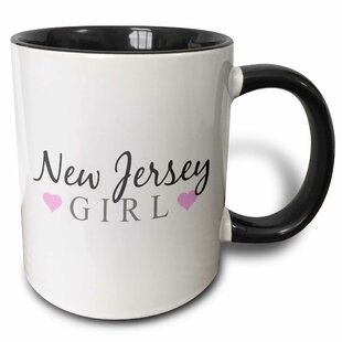 New Jersey Girl Coffee Mug
