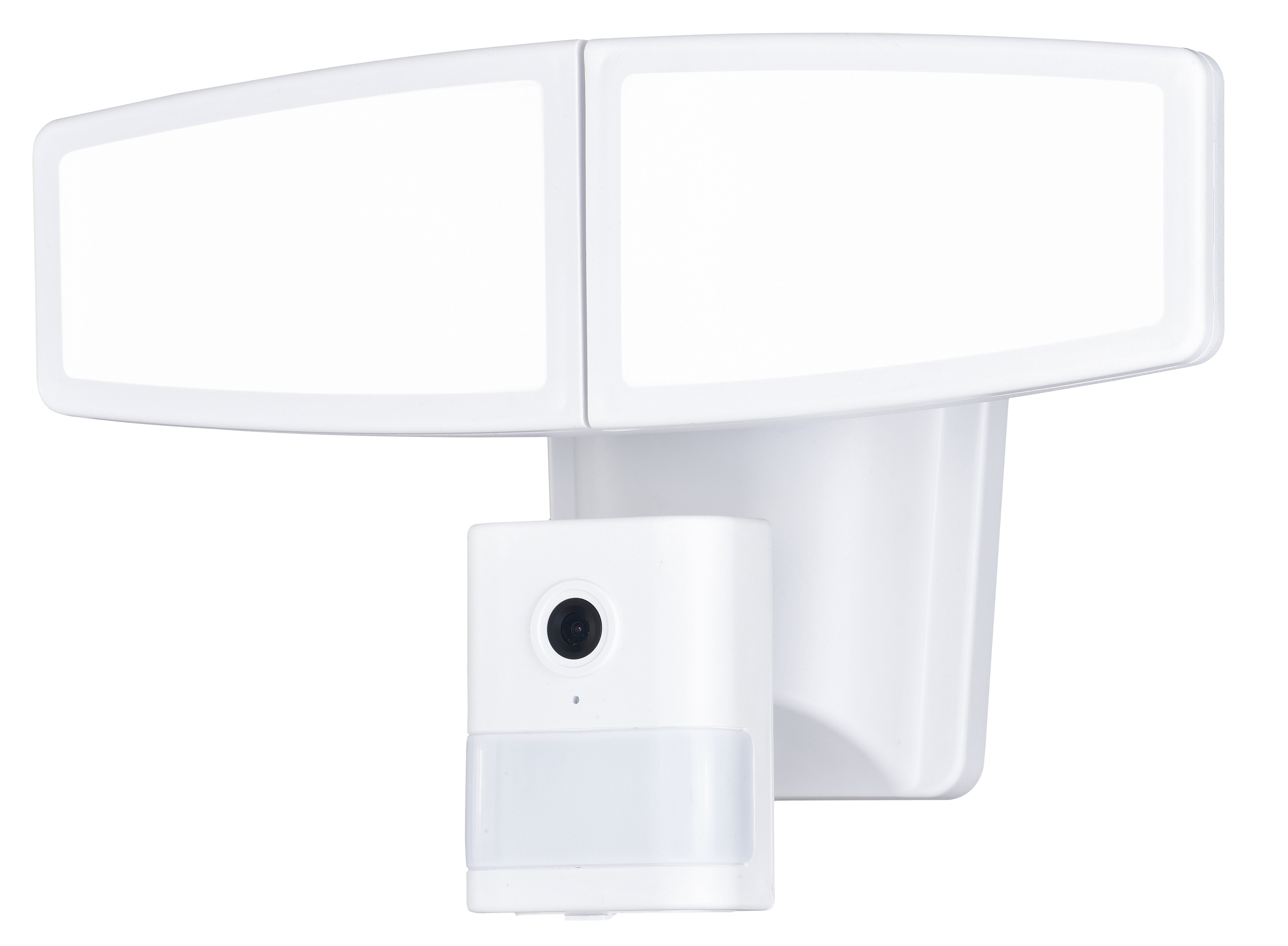 Higgston Wi-Fi Camera LED Dusk to Dawn Outdoor Floodlight with Motion Sensor