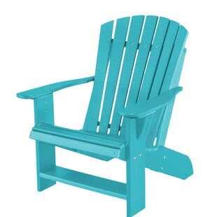 Patricia Plastic/Resin Adirondack Chair