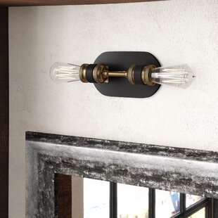 Claudette 2-Light Vanity Light by Williston Forge