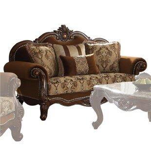 Astoria Grand Twomey Upholstery Loveseat