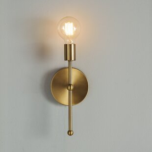 Wall Sconce With Switch Wayfair Ca