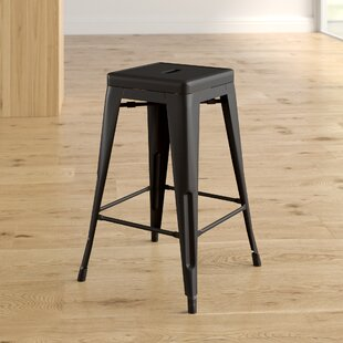 Alyssa 24 Bar Stool (Set of 4) by Zipcode Design