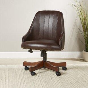 Three Posts Farmland Desk Chair
