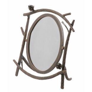 Millwood Pines Tildenville Table Mirror