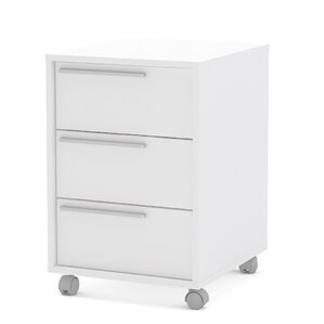 hadley 3drawer vertical filing cabinet