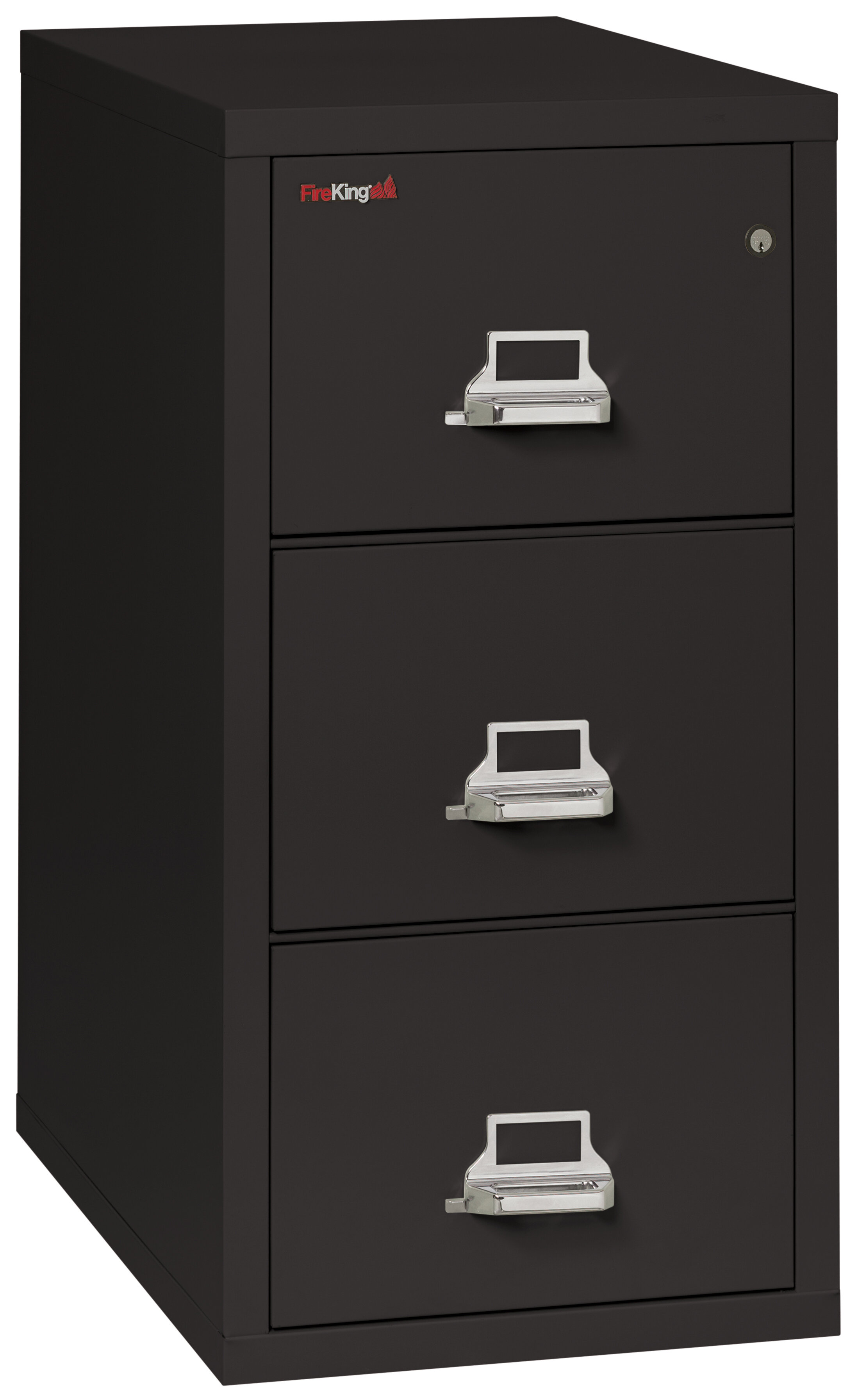 Fireproof 34-Drawer Vertical File Cabinet
