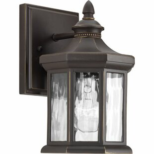 Shop For Enola 1-Light Outdoor Wall Lantern By Darby Home Co