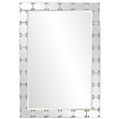 Brayden Studio Tiled Wall Mirror
