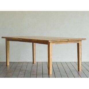 Masaya & Co Xiloa Solid Wood Dining Table