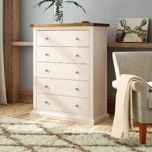 5 Drawer Chest Of Drawers By Brambly Cottage