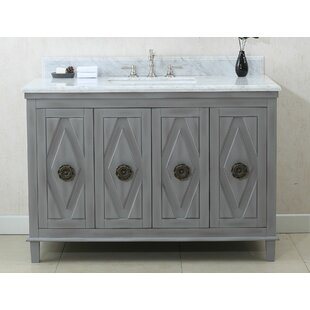 Thayne 48 Single Bathroom Vanity Set by Bungalow Rose