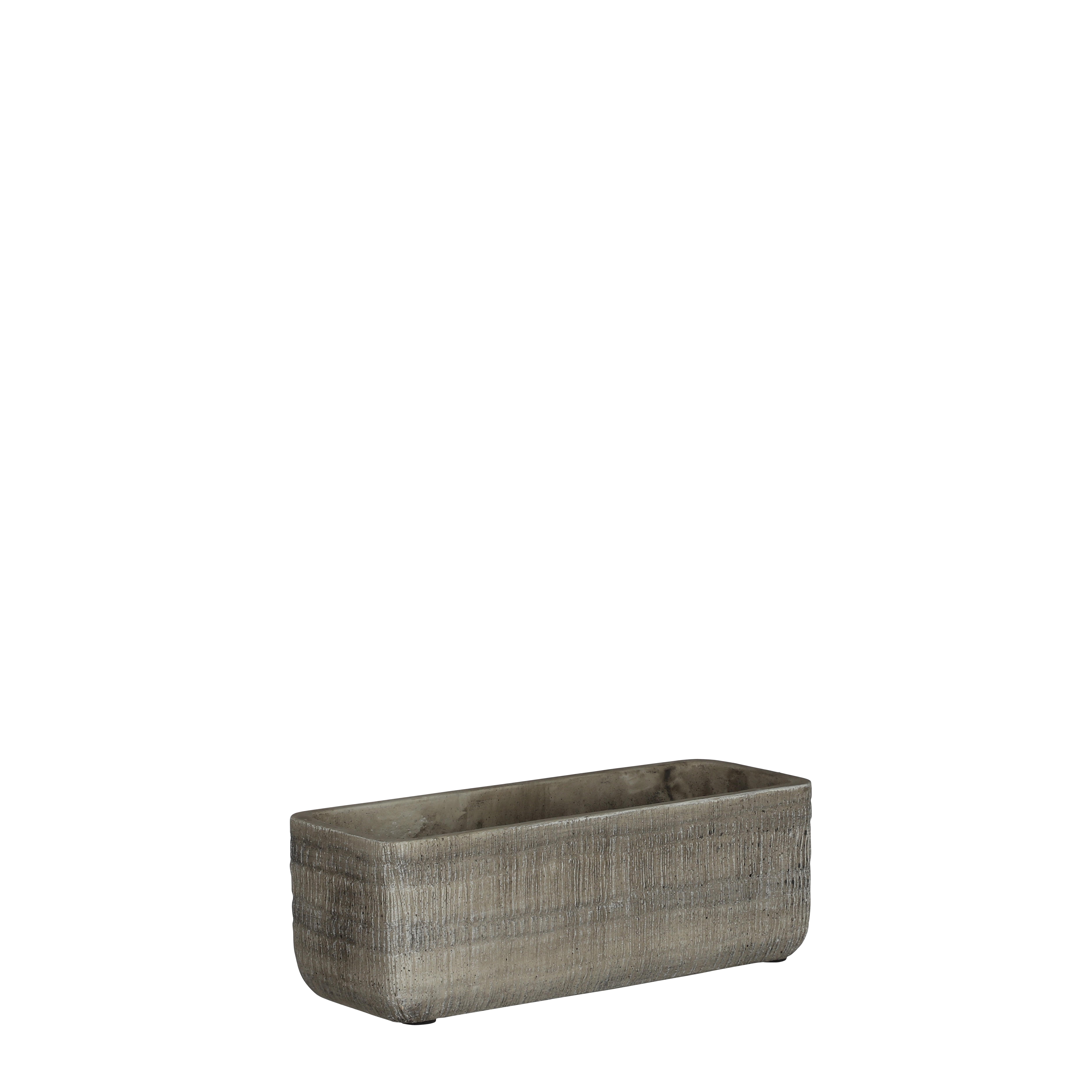 Union Rustic Waville Cement Planter Box Wayfair