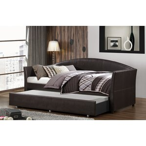 DeAnte Daybed with Trundle by Latitude..