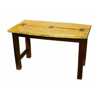 Nicahome LLC Butterfly Wood Bench