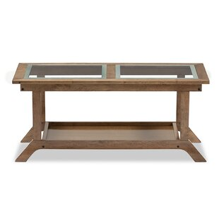 Rowan Modern Coffee Table by Winston Porter No Copoun