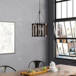 Mancos 3-Light Lantern Pendant by Trent Austin Design