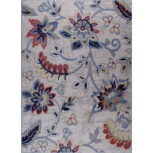 Caffey Ivory Area Rug by Andover Mills