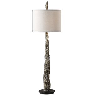 Liesl Wood 39 Buffet Lamp