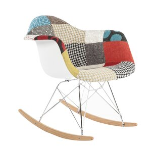 The Mid Century Rocking Chair by Stilnovo