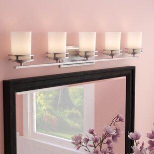 Andover Mills Clarkshire 5-Light Vanity Light