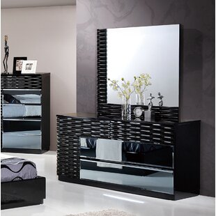 Global Furniture USA Manhattan Drawer Dresse..