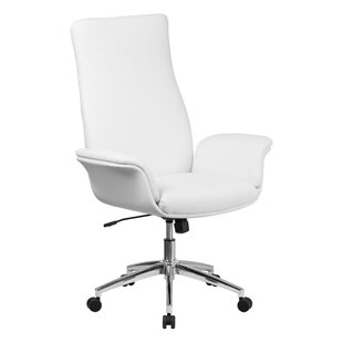 Affordable Matherly High Back Swivel Office Chair by Latitude Run