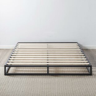 Merle Classic Metal Bed Frame