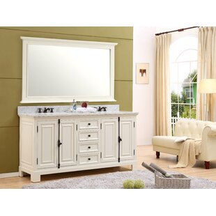 Freemont 72 Double Bathroom Vanity Set by dCOR design